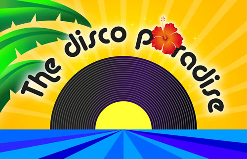 The Disco Paradise Logo